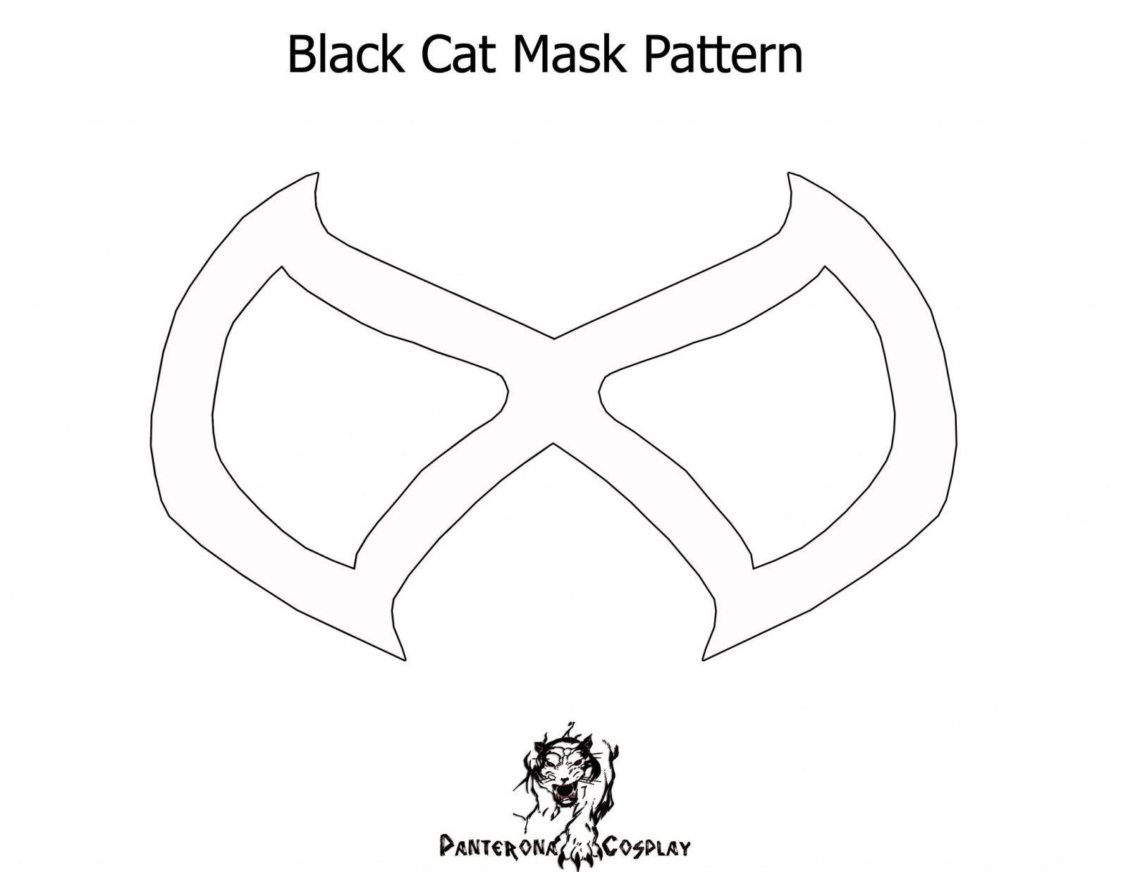 Mask Pattern Unique Decorating